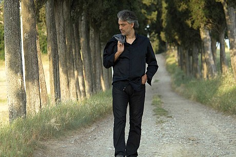 Andrea Bocelli Concert in Tuscany August 3, 2017