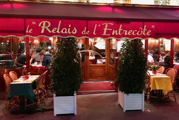 The best steak-frite in Paris